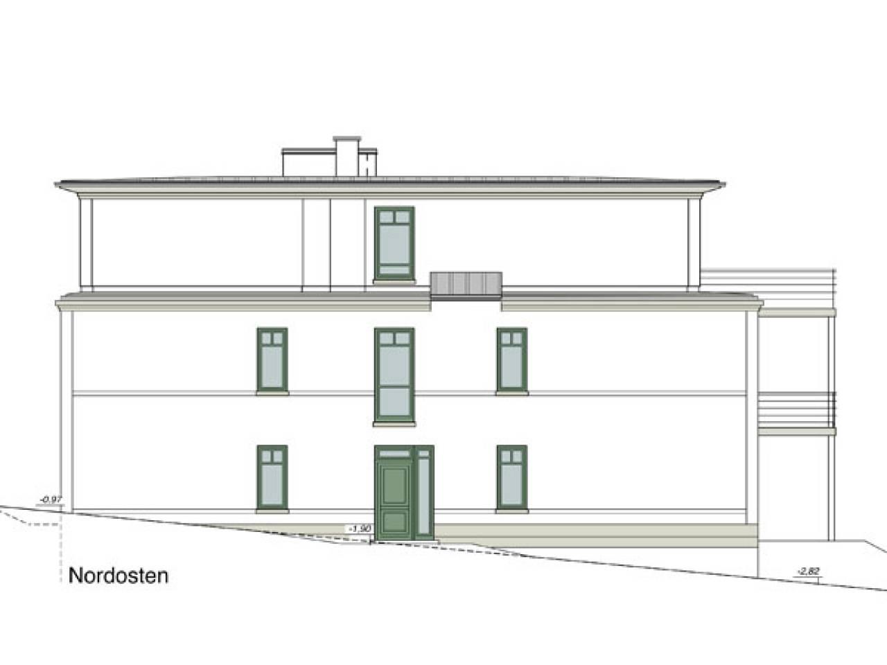 Breyer seck bau eigentumswohnungen in hh blankenese for Haus bauen hamburg