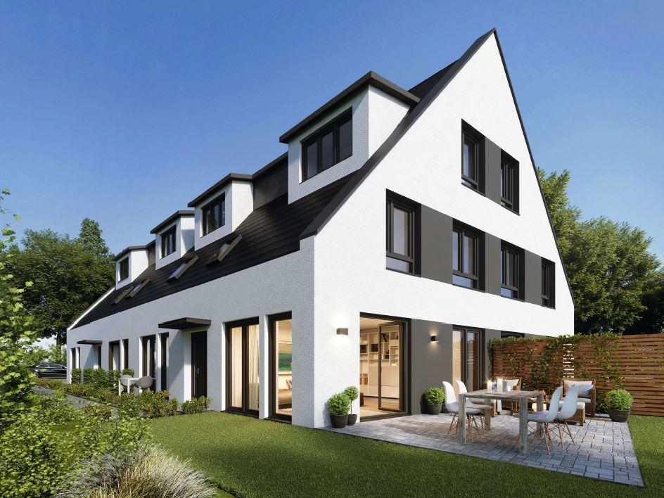 breyer seck bau zu verkaufen neubau eines quadrohauses. Black Bedroom Furniture Sets. Home Design Ideas