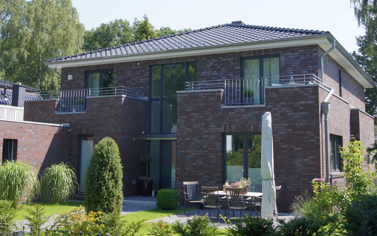 Breyer & Seck Bau - Villa Maxima   Stadtvilla, Galerie, elegant