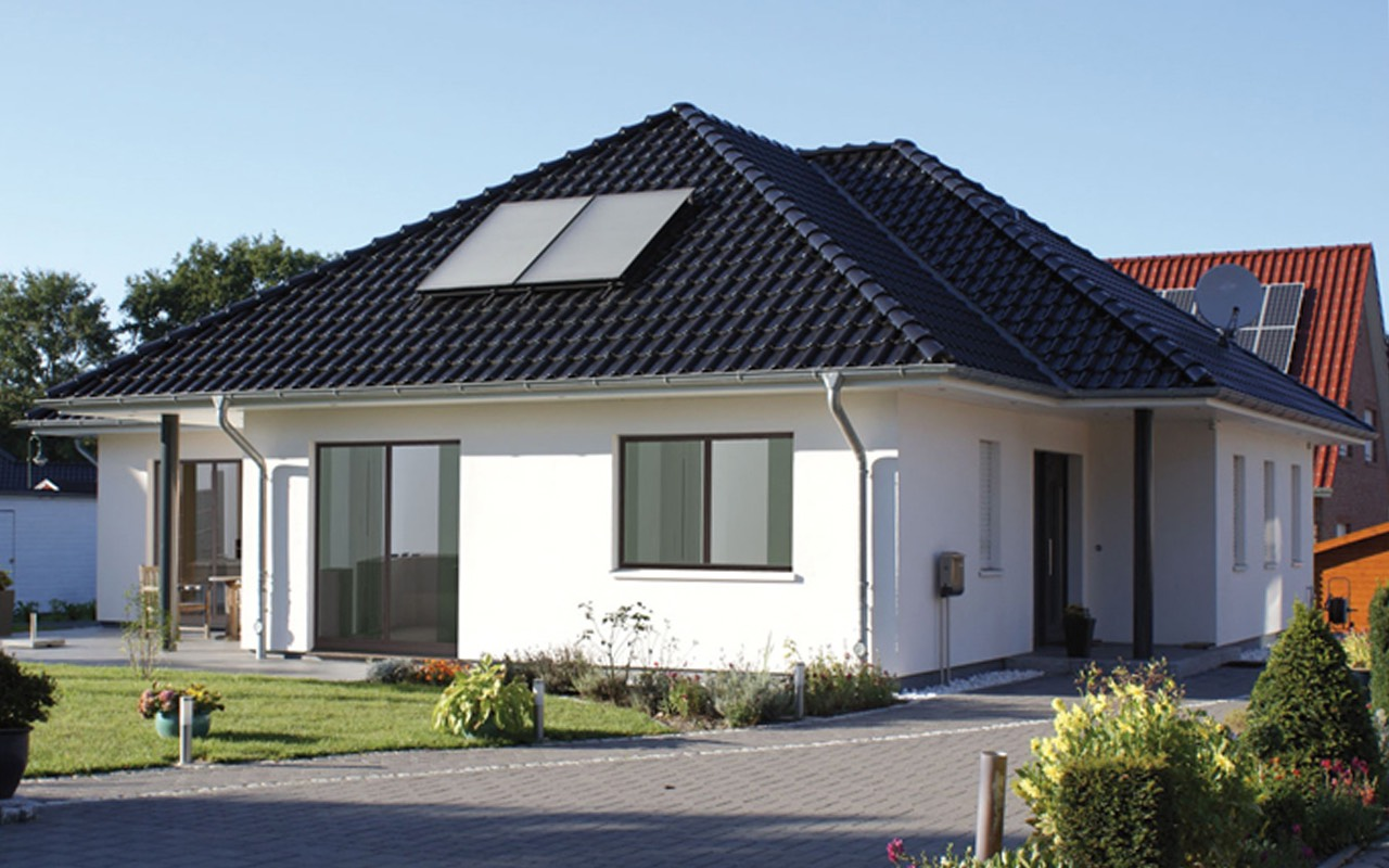 Breyer Seck Bau Villa Plana Bungalow Winkel Altersgerecht